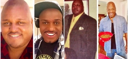 Man who once weighed 215kg shares how he shed 113kg