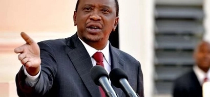 Uhuru seeks help from IEBC over Jubilee Party