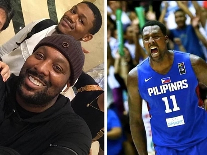 Heto na siya! Blatche arrives in Manila to join Gilas in FIBA preps