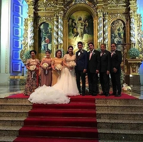 Where did our favorite PH celebrities get married?