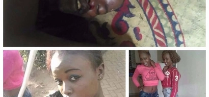 Romeo and Juliet: A couple friend of the late Nairobi's prettiest thug meet their sad end in Kayole