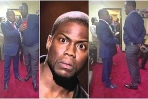 Mike Sonko amwonyesha Kidero kitu kwenye simu yake, ni nini? (picha)