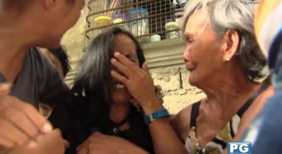 Woman who lost track of family for 40 years was finally reunited with them