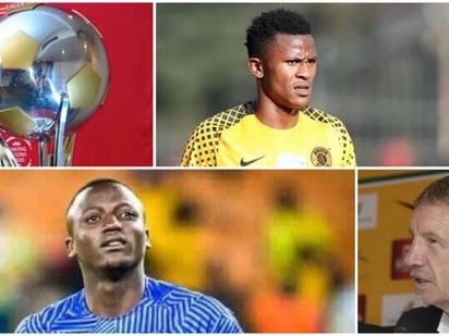 Baxter reveals the SA squad for the COSAFA Cup