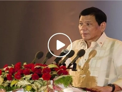 Duterte admits to losing sleep amid 'crucial period of change'
