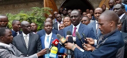 Naibu Rais Ruto asema wachochezi wa ghasia watakabiliwa bila ya huruma
