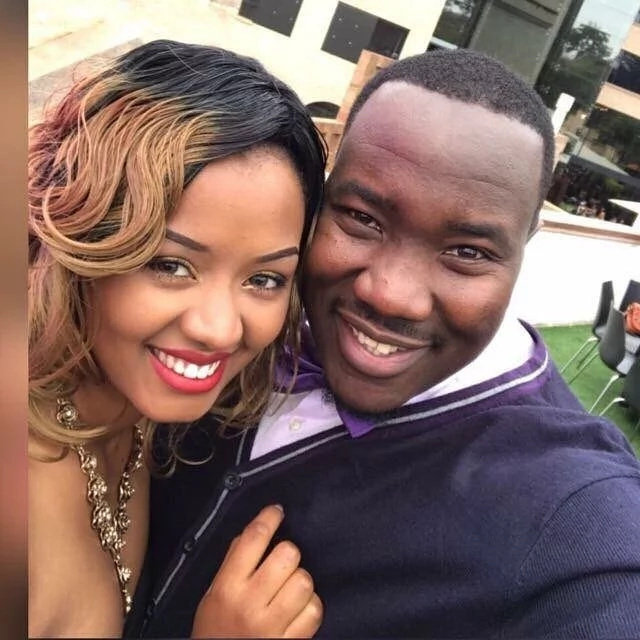 12 photos that prove Citizen TV's Willis Raburu and his bae are absolute couple goals