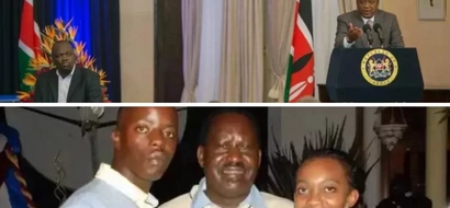 Is Raila Odinga Junior planning to kill a popular, controversial blogger? He speaks