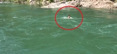 His friends provoked Fil-Am teen to jump in the river but he suddenly asked for help