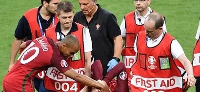 Christiano Ronaldo aorodheshwa kwenye kikosi bora Euro 2016