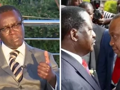 Mutahi Ngunyi identifies unexpected tribe that will determine the next president of Kenya