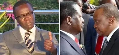 Mutahi Ngunyi identifies unexpected tribe that will determine the next president of Kenya