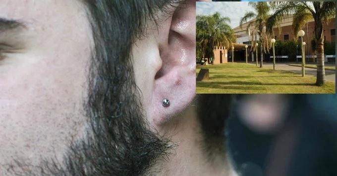 Joven falleció por una infección de un piercing en la oreja