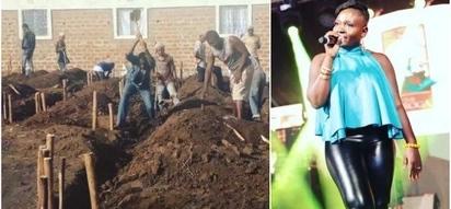 Nyota Ndogo sasa amtishia Akothee hebu tazama anachofanya
