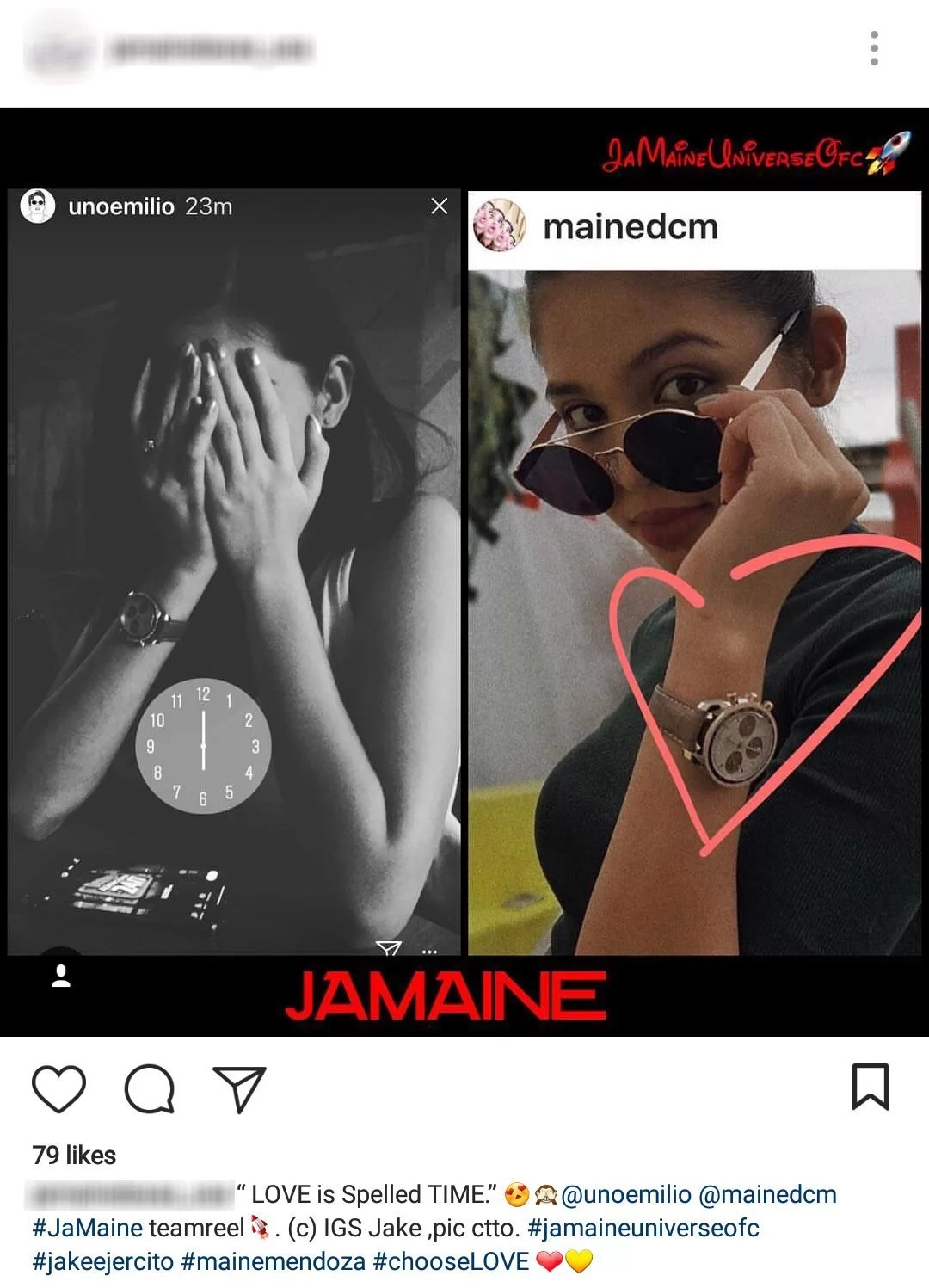 Maine Mendoza gives the real score on her relationship with Jake Ejercito