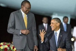 10 high profile visitors that were inspired by Barrack Obama to visit Kenya