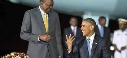 Uhuru tells Obama when KDF will exit Somalia, seven years after