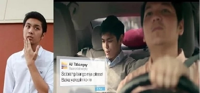Uber sa kilig! Netizen's Uberpool moment is surprisingly sending 'kilig' waves all over social media