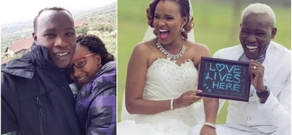 16 stunning photos of gospel singer Daddy Owen and hot wife that will leave you blue with envy