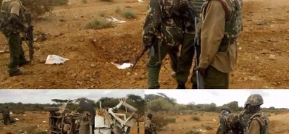 PAIN as the names of the 5 police officers killed in DEADLY Mandera attack are released (photo)