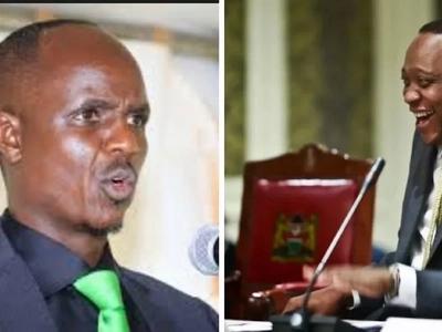 Mwanasiasa aliyeahidi kutumia KSh 500 milioni kumng'atua Uhuru atangaza mwelekeo mpya
