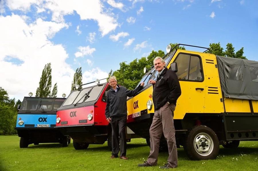 McLaren F1 designer believes this truck is his greatest creation