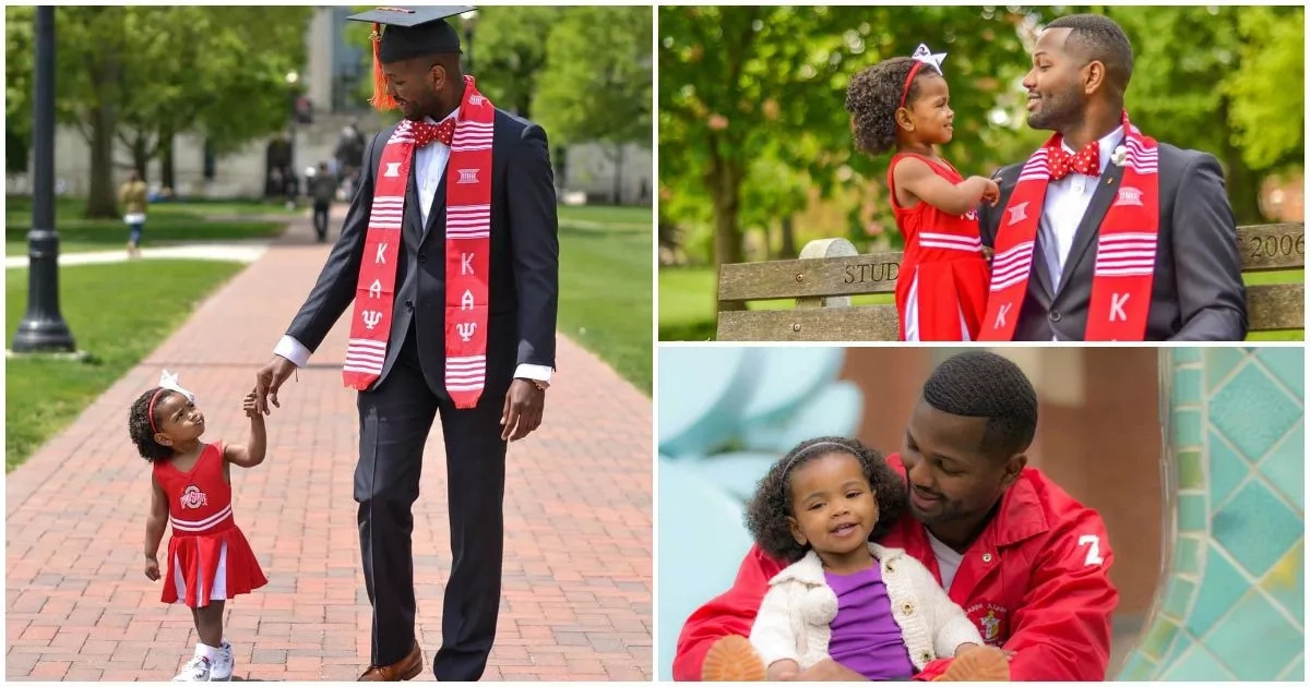 This lovely father-daughter photoshoot will warm your heart (photos)