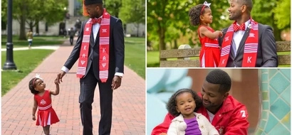 Daddy's girl! The story behind this ADORABLE father-daughter photoshoot will warm your heart (photos)