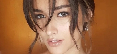Anghel sa lupa! Everyone stunned by drop dead beauty of Liza Soberano in Star Magic ball