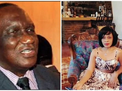 Freedom fighter and ex-Minister, 87, set to marry woman HALF his age (photos)