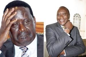 NASA will announce Raila as president if IEBC rigs again - Farah Maalim