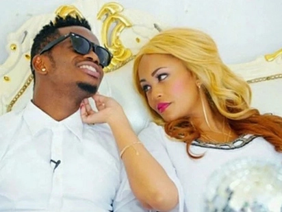 Zari takes a swipe at Diamond Platnumz after he was spotted with his mpango wa kando in dubai