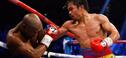 Photo: See Boxer Manny Pacquiao's lesson to Kenyan politicians