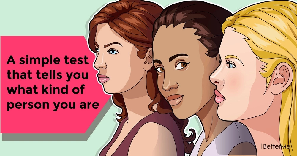 A simple test that tells you what kind of person you are