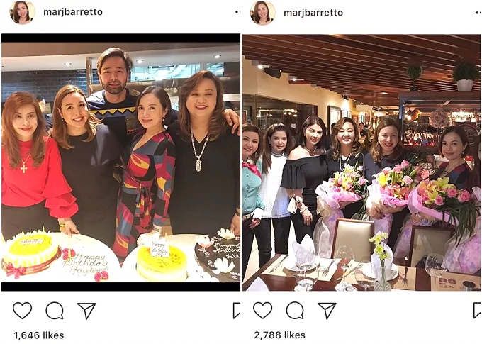 Marjorie Barretto Is An Even Hotter Momma at 43! Check Out How She Celebrated her Birthday!