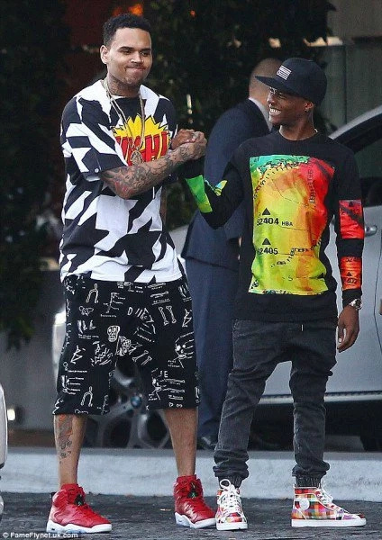 American superstar Chris Brown and Nigeria's Wizkid to rock Mombasa