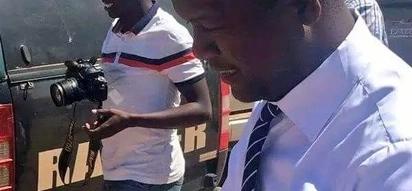 Mbunge wa KANU afika shuleni akiwa na sare rasmi za shule, Wakenya wakosa kujizuia