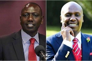 Is it Ruto or Moi in 2022? Moi pulls a fast one on Ruto