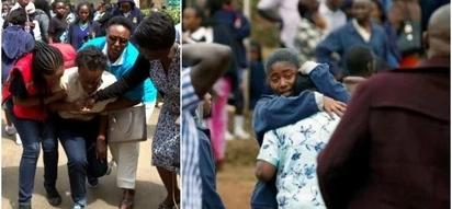 Wazazi waliowapoteza wanao kufuatia mkasa wa moto katika shule ya wasichana ya Moi wawaaga kwa jumbe za ajabu
