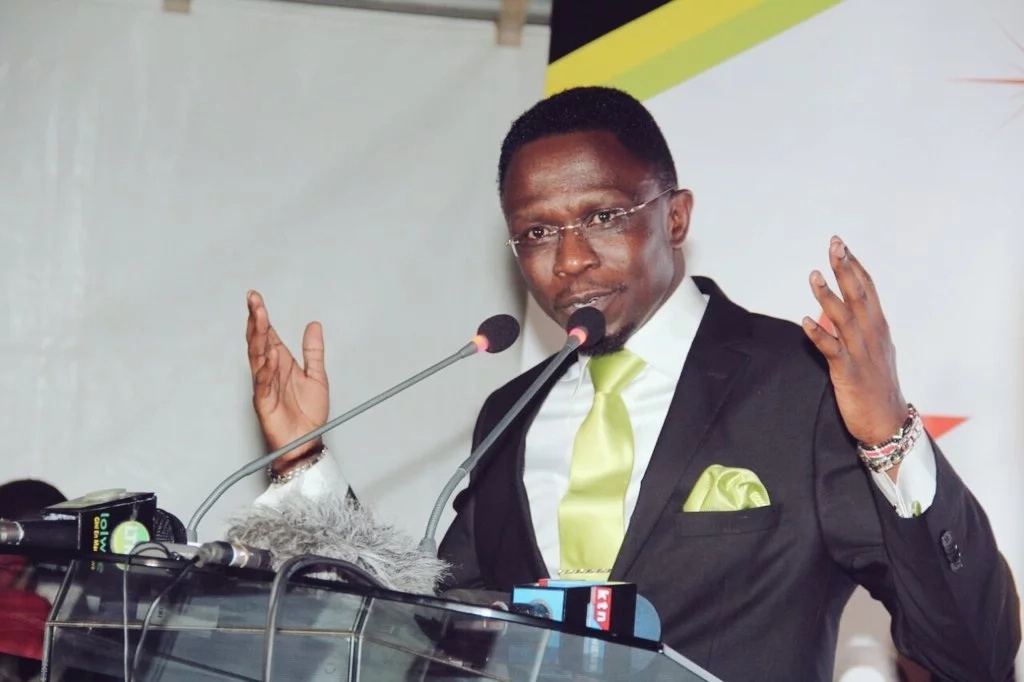 Namwamba says ODM will not collapse without Raila Odinga