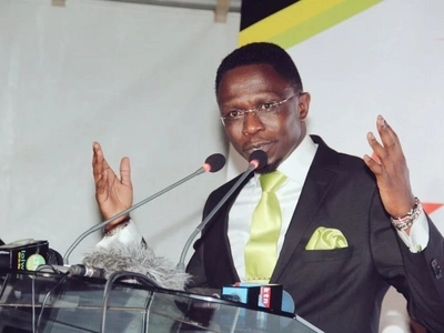 Ababu Namwamba launches his new party... but he gets severely attacked (photos)