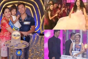 Wow! Melai Wins Another Million for the 3rd Time! First on PBB, Your Face Sounds Familiar And Now Bet On Your Baby!