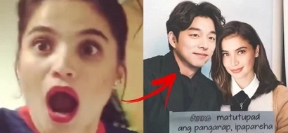 Anne Curtis might work with a Korean actor in her next film – will it be Gong Yoo?
