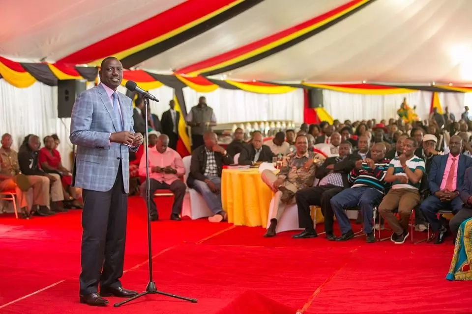 We are doing Raila a favour, Ruto says as Mudavadi insists IEBC will not deliver