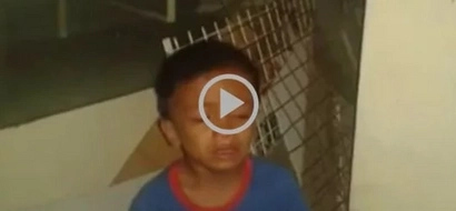 This 5-yr-old child was cuffed for stealing a biscuit, where he was brought will leave you in shock!