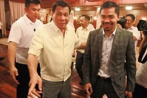 Suportado kita! Sen. Pacquiao says he will support Duterte if he declares Martial Law