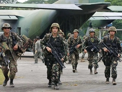 CHR supports 'full force' vs Abu Sayyaf