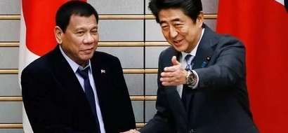 Magkasangga! Duterte considers PH-Japan ties 'excellent'