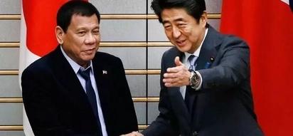 Magkasangga! Duterte considers PH-Japan ties 'excellent'