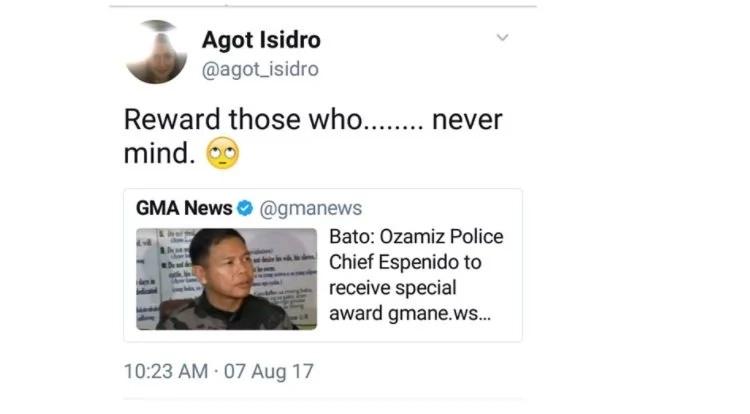 Agot-Isidro